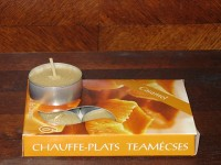 Tea Lights - caramel