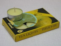 Tea Lights - lemon