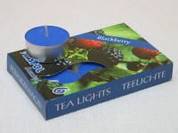 Tea Lights - blackberry